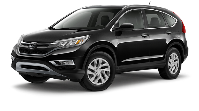2016 Honda CR-V EX-L with Navigation