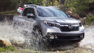 2017 Honda Ridgeline AWD