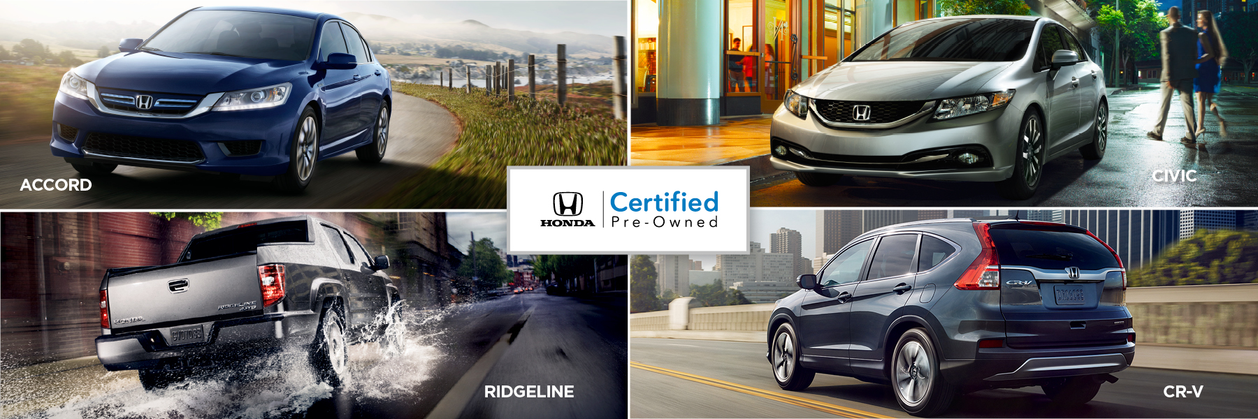 Tri-State Honda Certified Pre-Owned Vehicles