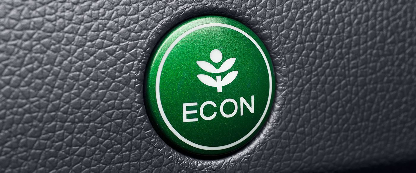 Honda Fit Econ Button