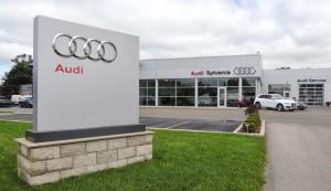 Vin Devers Audi