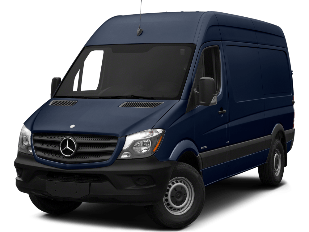 2015 mercedes benz sprinter cargo van sylvania toledo for Mercedes benz van 2015