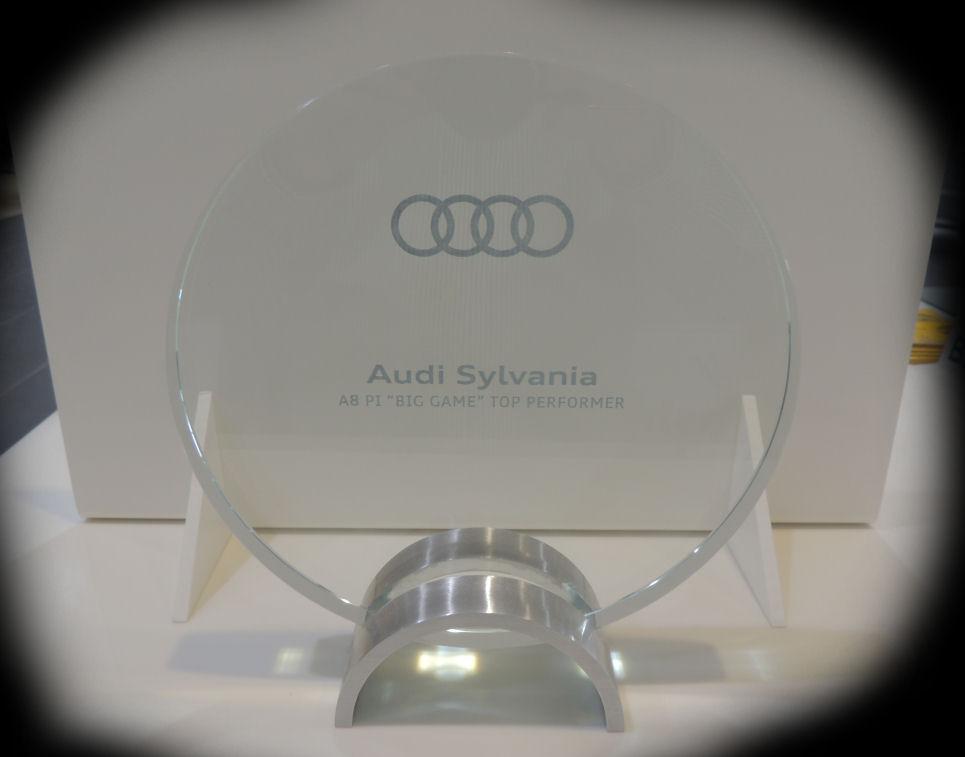 Audi 8 Big Game