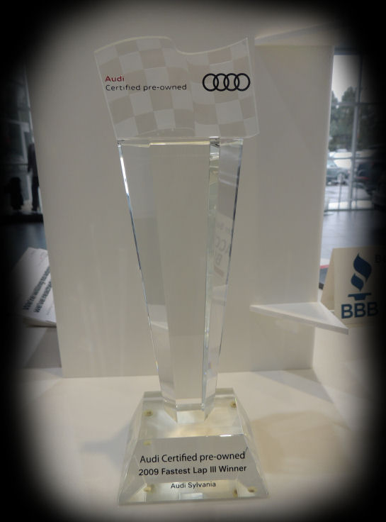 audiaward