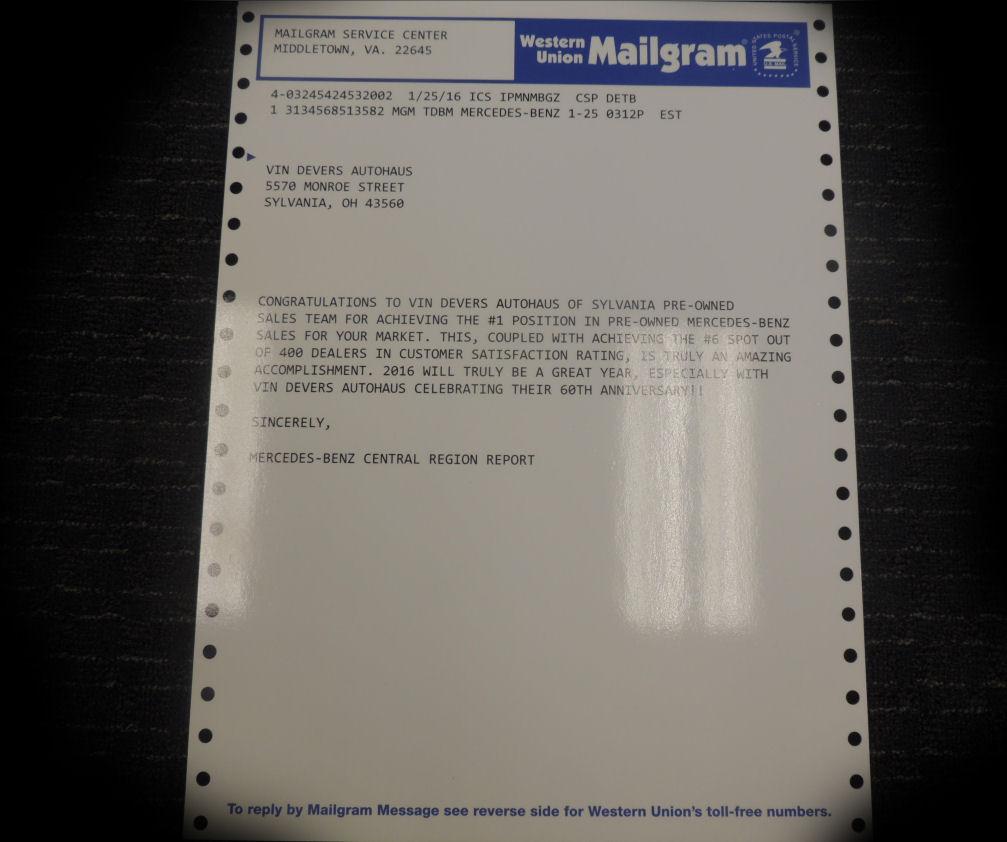 mailgram