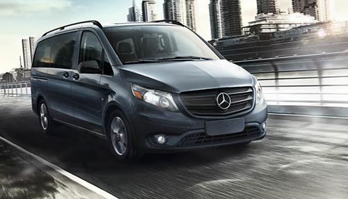 Mercedes-Benz Metris Minivan