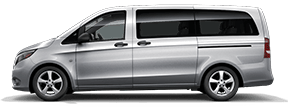 2016 Metris: Passenger Van