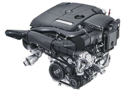 2016 MB C300 Engine
