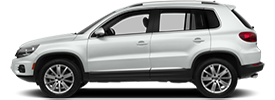 2016 VW Tiguan