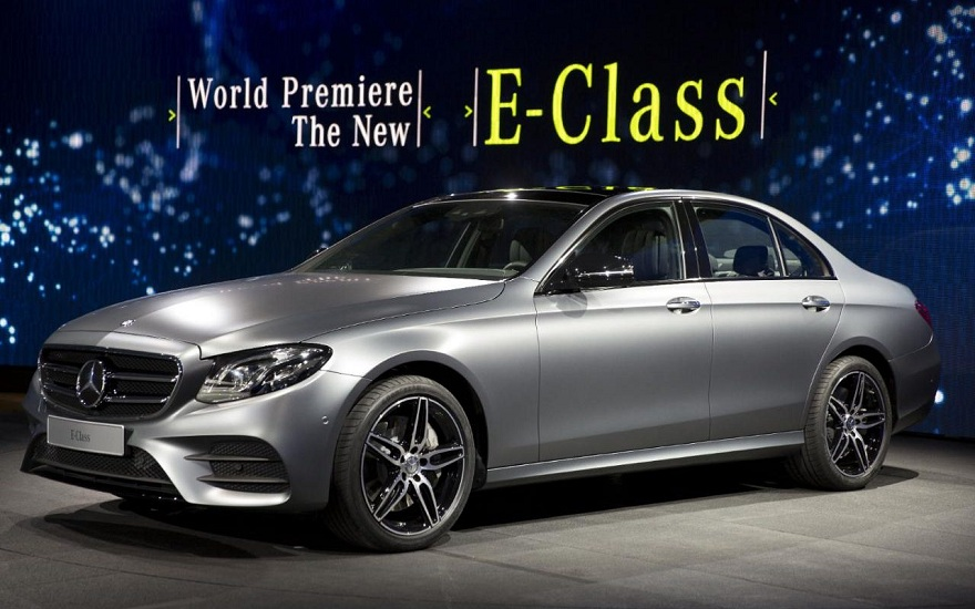Introducing the 2017 mercedes benz e350 toledo oh for Mercedes benz e class models