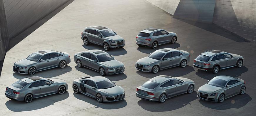 Audi Summer Event