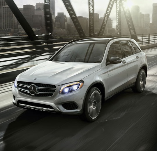 2016 Mercedes Benz GLC300 vs Lexus NX 200t Performance