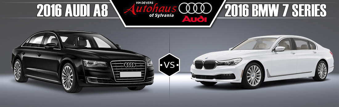 Audi A8 vs. BMW 7 Series