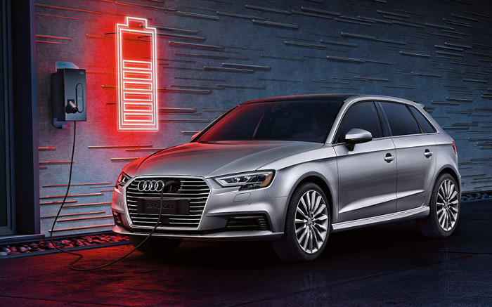 Audi A3 e-Tron® Gets A Refresh For The 2017 Model Year
