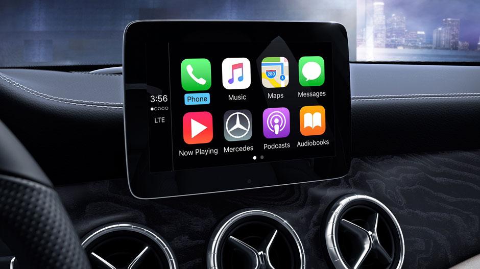 2017 MB CLA 250 4Matic Touchscreen