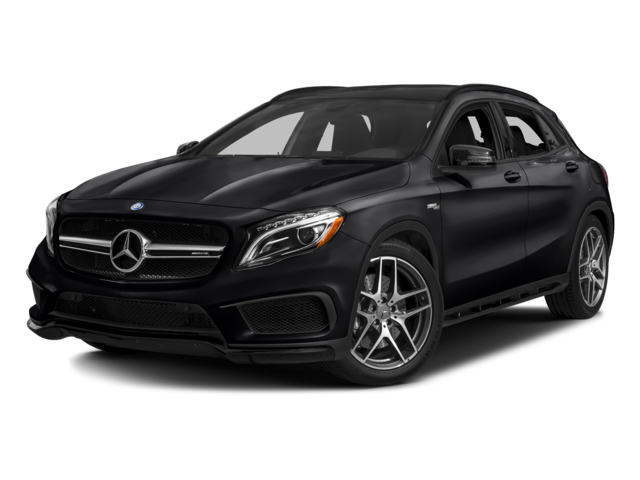 black 2017 Mercedes-Benz AMG® GLA 45 SUV