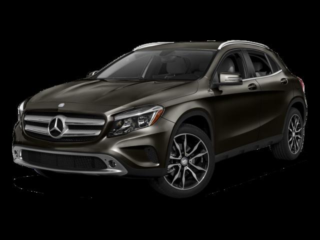 dark grey 2017 Mercedes-Benz GLA 250 4MATIC® SUV