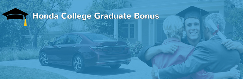 West Michigan Honda College Graduate Bonus