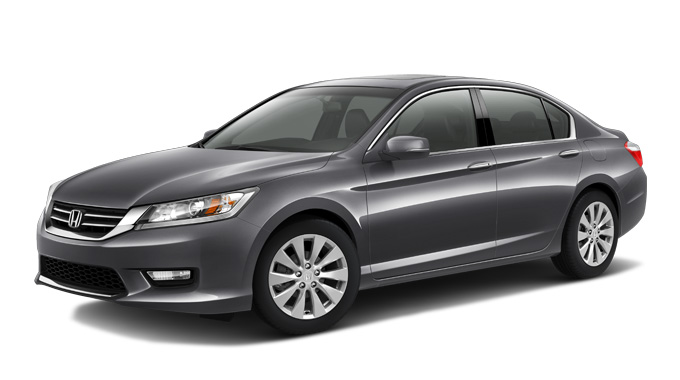 2015-Accord EX Sedan