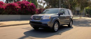 Honda Pilot Colors