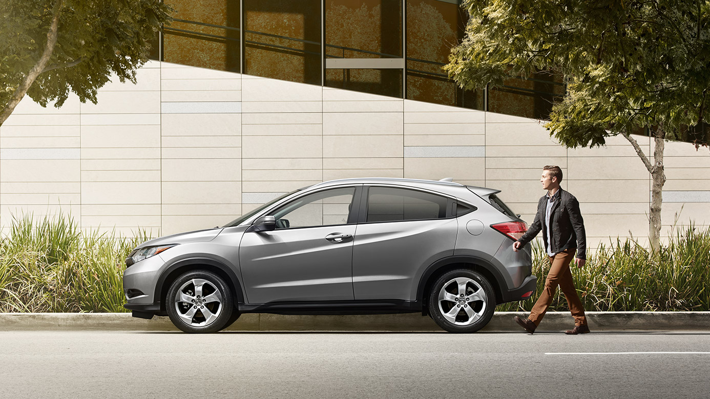 2016 Honda HR-V Side View