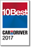 2017 Car and Driver's 10Best