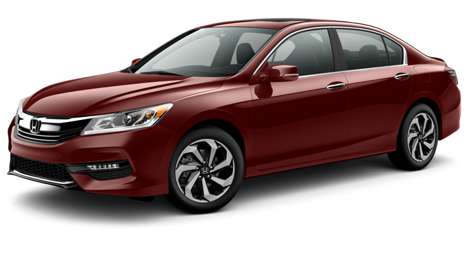 2016 Honda Accord  West Michigan Honda Dealers