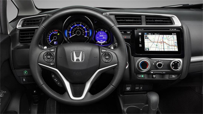 2016 Honda Fit Bluetooth HandsFreeLink