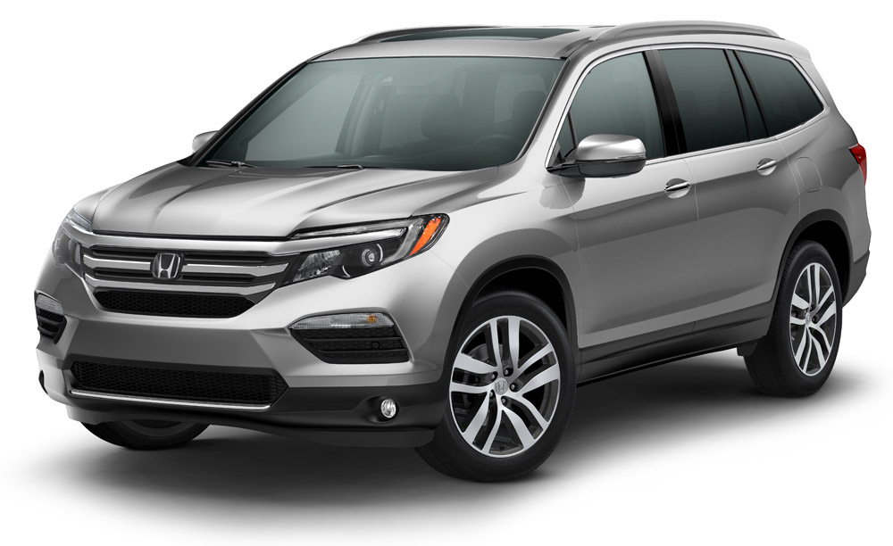 2017 honda pilot the modern family suv honda autos post. Black Bedroom Furniture Sets. Home Design Ideas