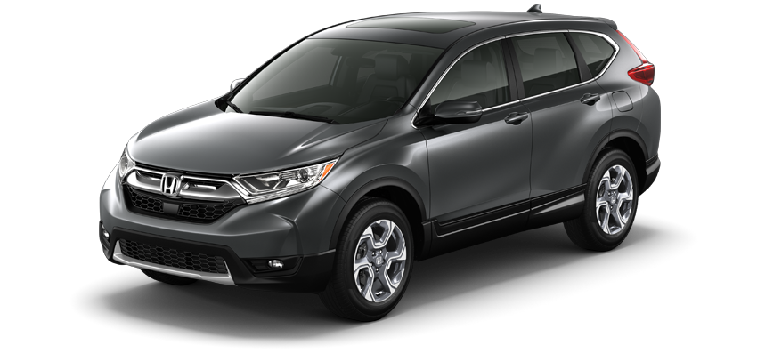 2017 Honda CR-V All-Wheel Drive