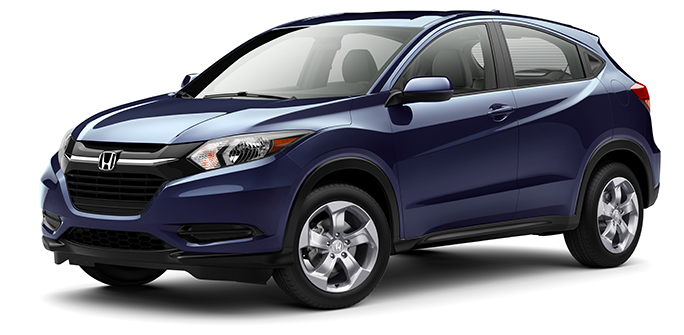 2017 Honda HR-V All-Wheel Drive