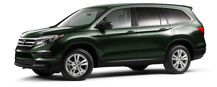 2017 Honda Pilot All-Wheel Drive