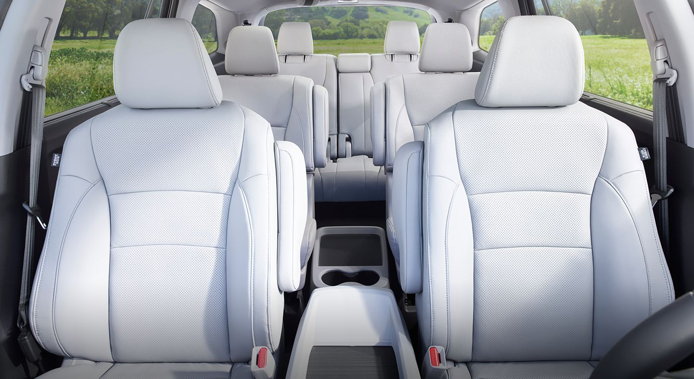 3rd Row Jeep Cherokee >> The 2016 Honda Pilot: Your SUV with Third-Row Seating