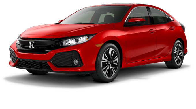 2017 Honda Civic Hatchback EX-L