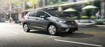 Honda Fit Vehicle