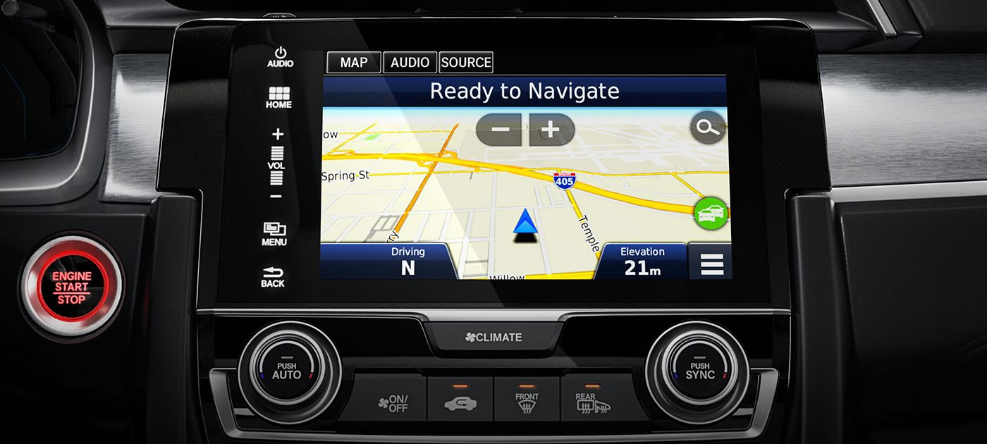 Civic Navigation