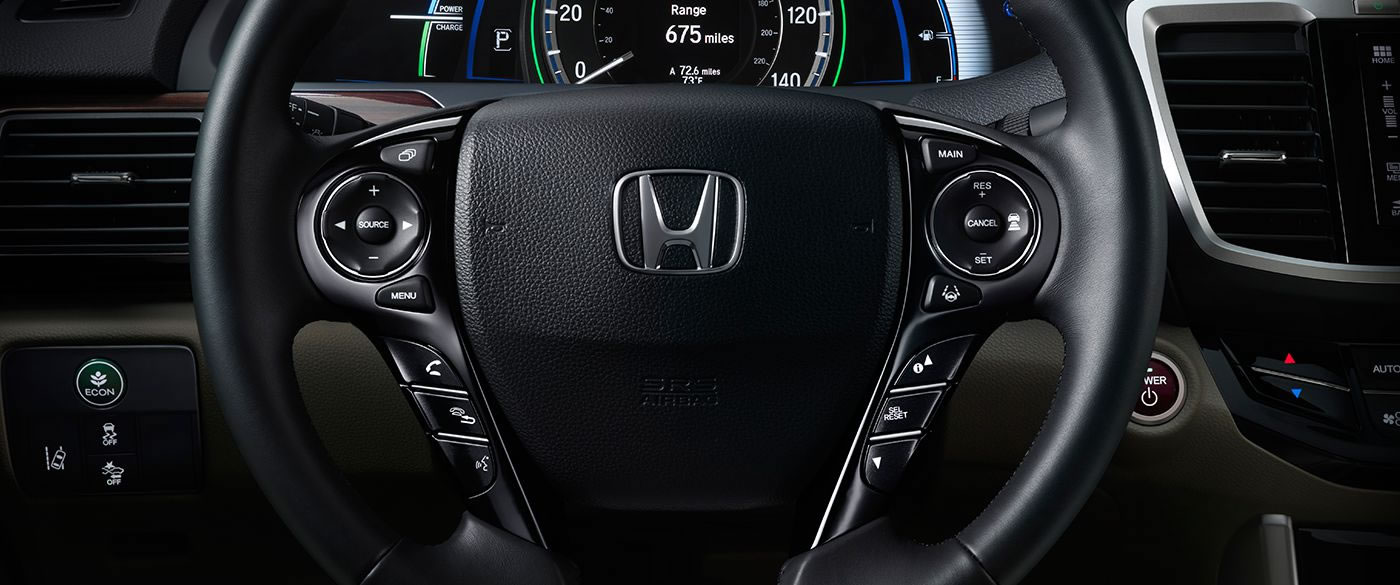 Honda Accord Hybrid Bluetooth Connectivity