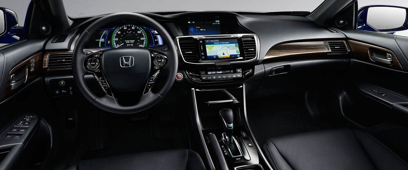 Honda Accord Hybrid Interior