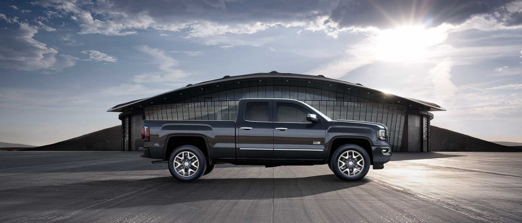 Performance Features In The 2017 Gmc Sierra 1500