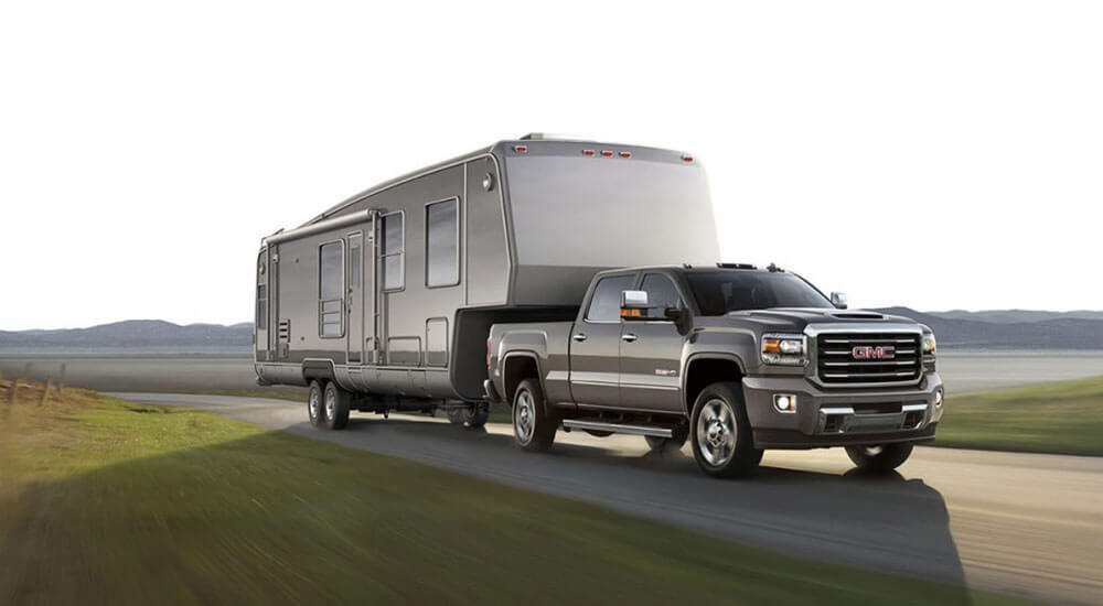 2017 GMC Sierra 2500 performance