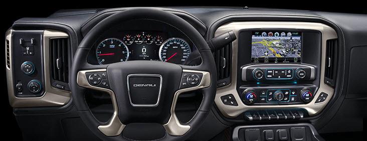 Take The Wheel Of The 2017 Gmc Sierra 3500hd Pickup