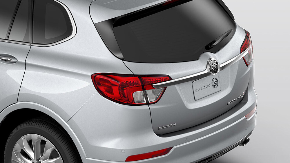 2017 Buick Envision design exterior