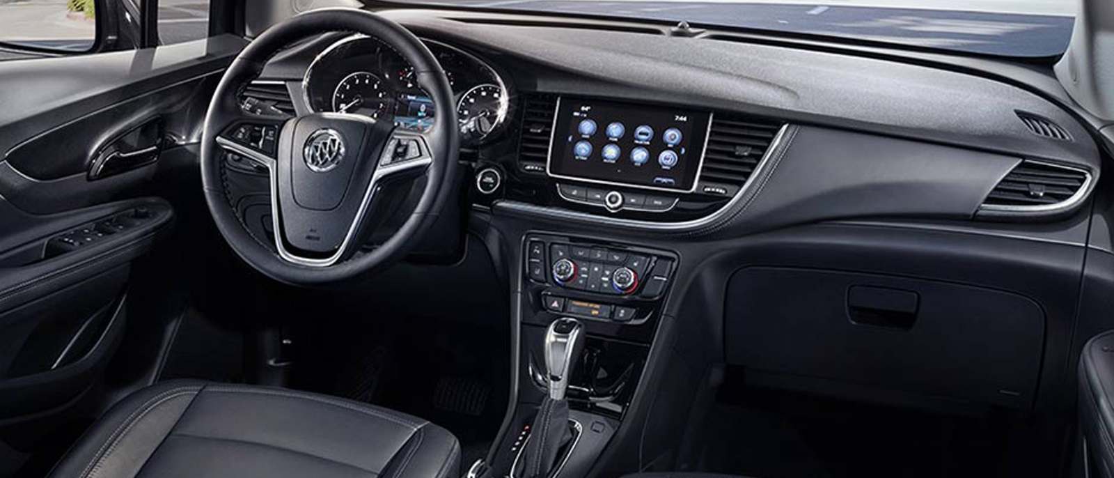 What Does the Interior of the 2017 Buick Encore Hold?