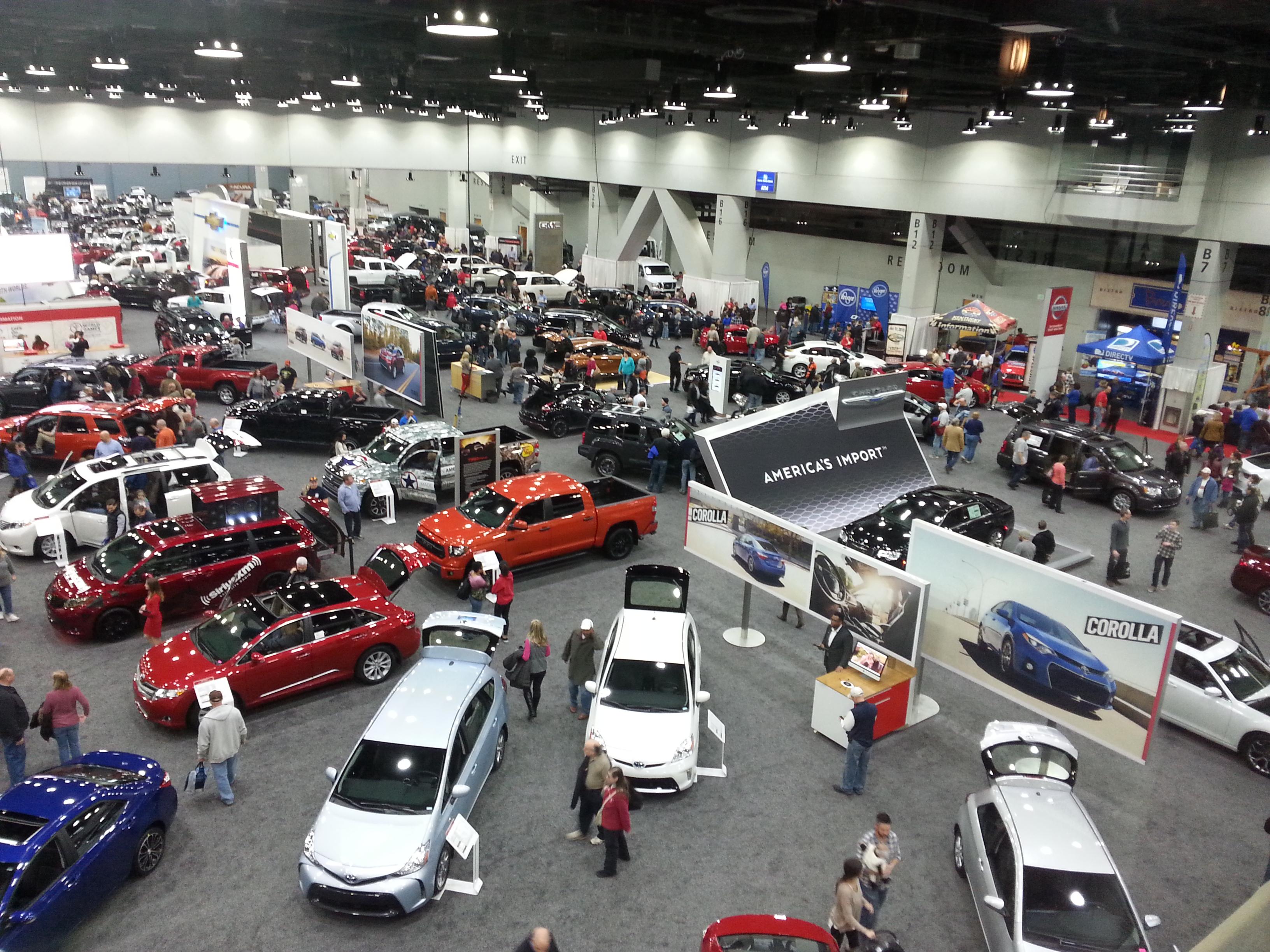 Car Expo Standsay : Cincinnati auto expo