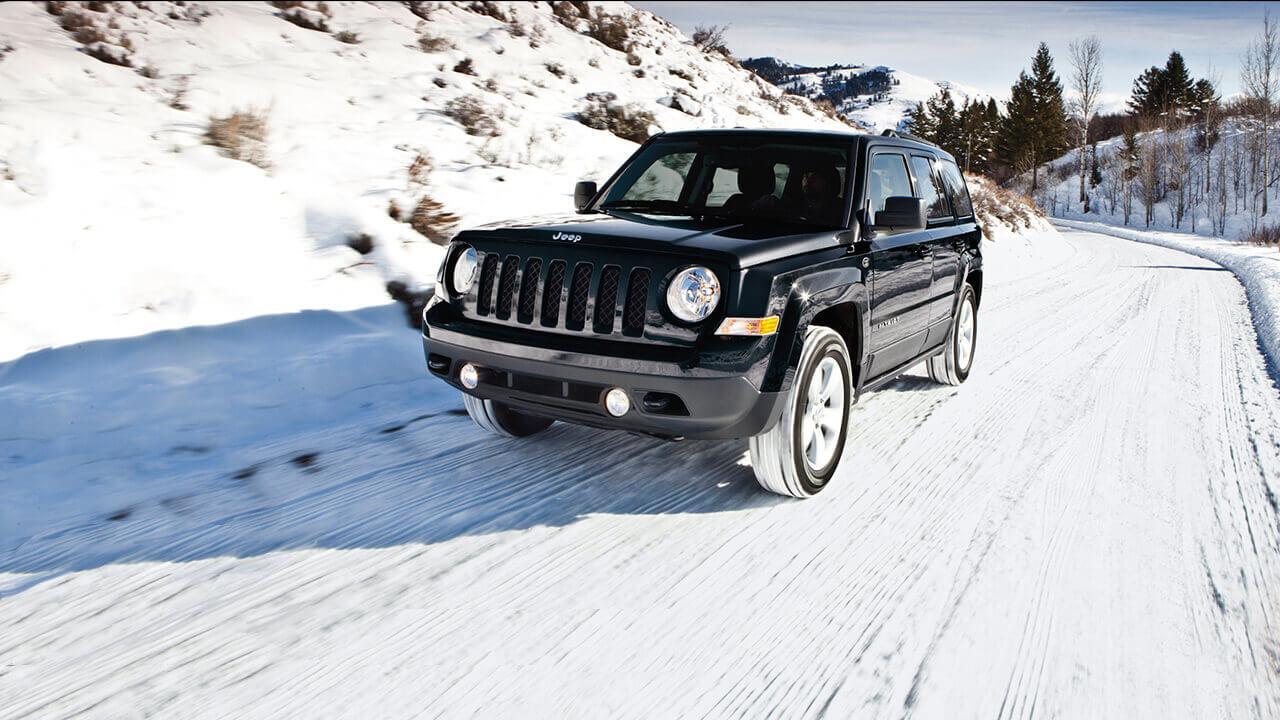 The 2016 Jeep Patriot