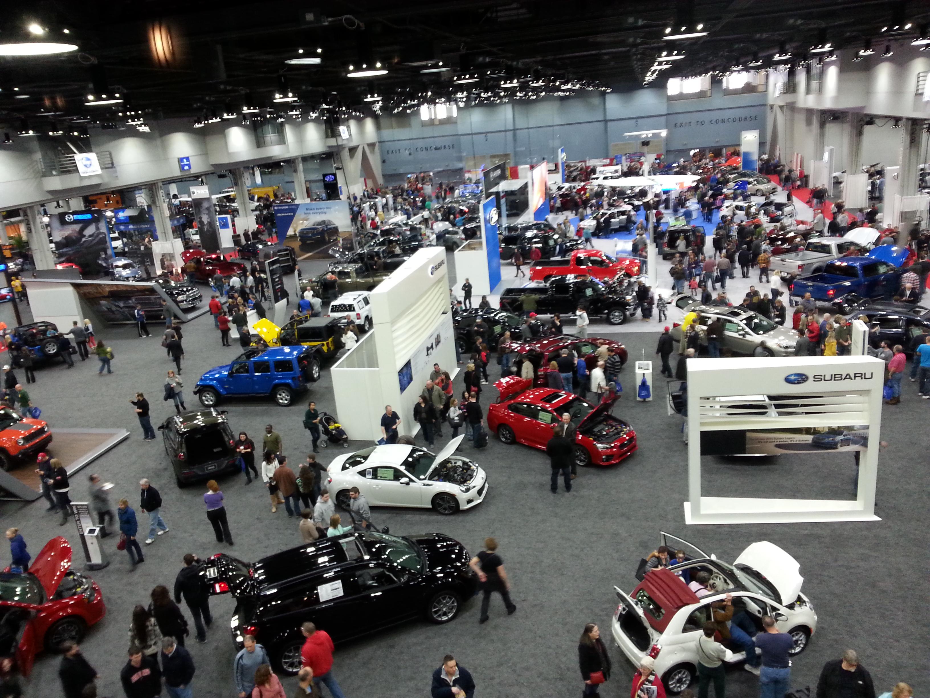 Cincinnati Auto Expo - Cincinnati car show 2018