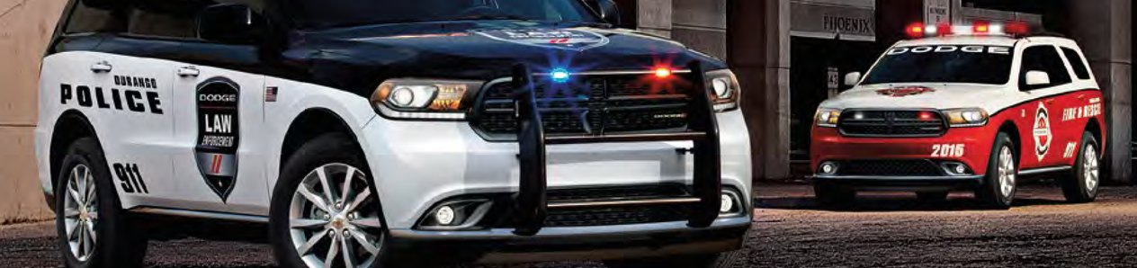 Dodge Police Vehicles