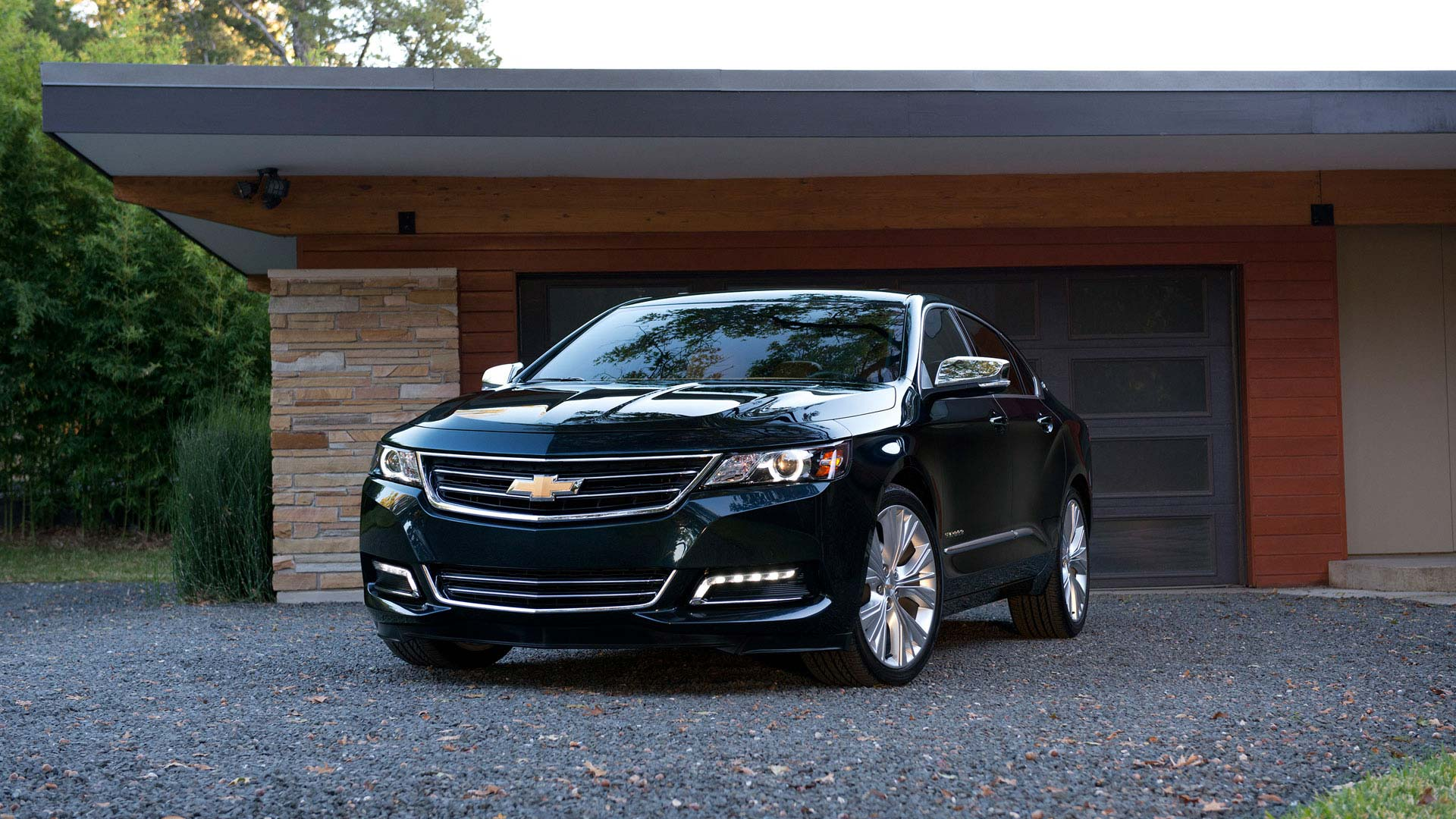 The 2016 Chevy Impala