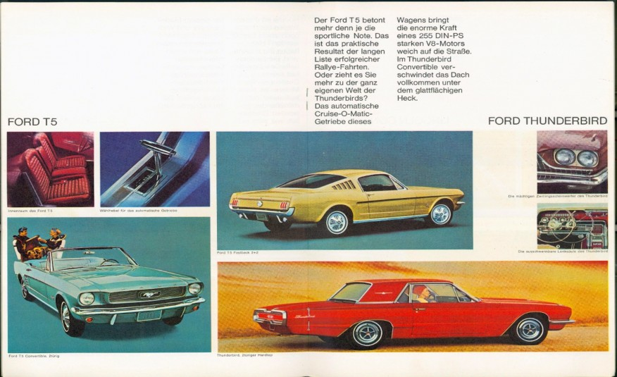 Baby Book: 10 Developmental Milestones of the Ford Mustang's