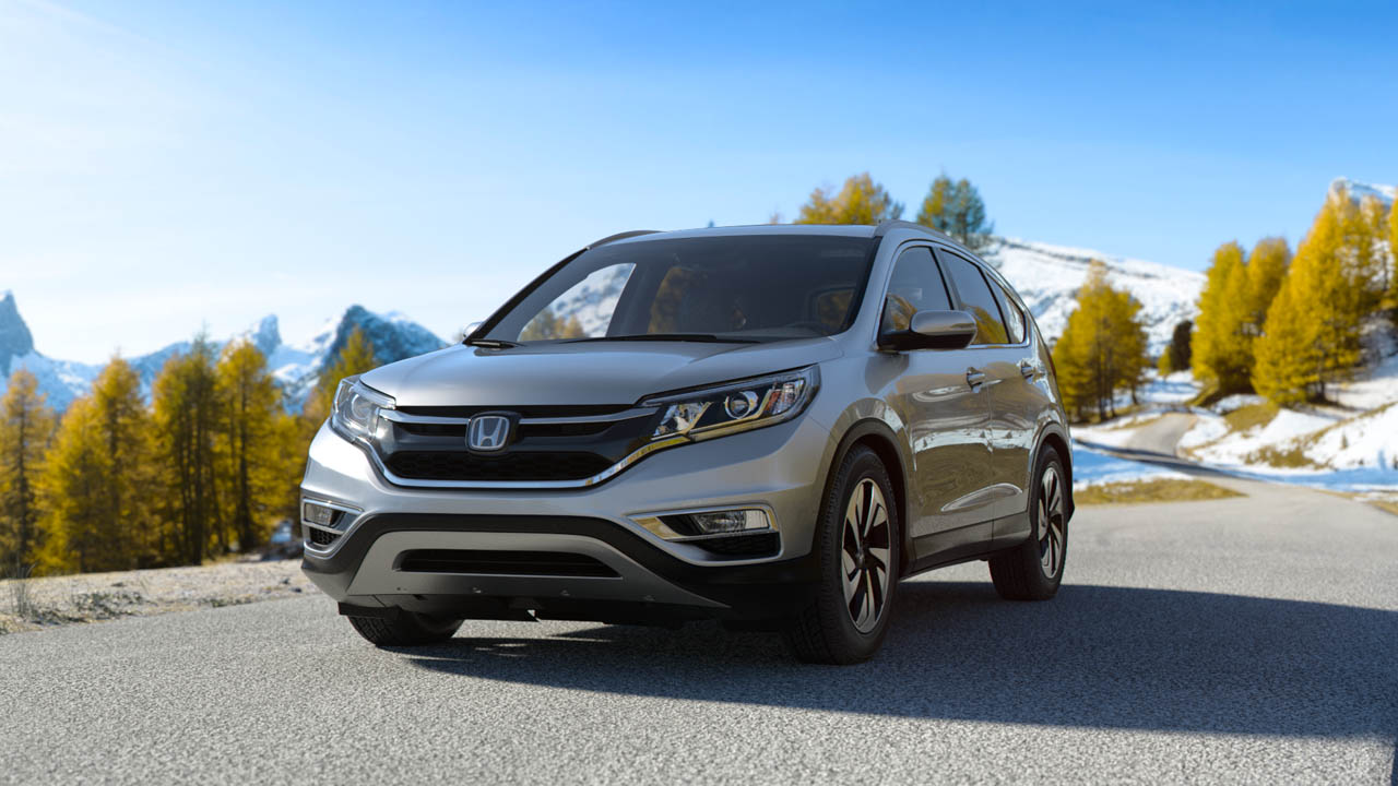 The 2016 Honda CR V